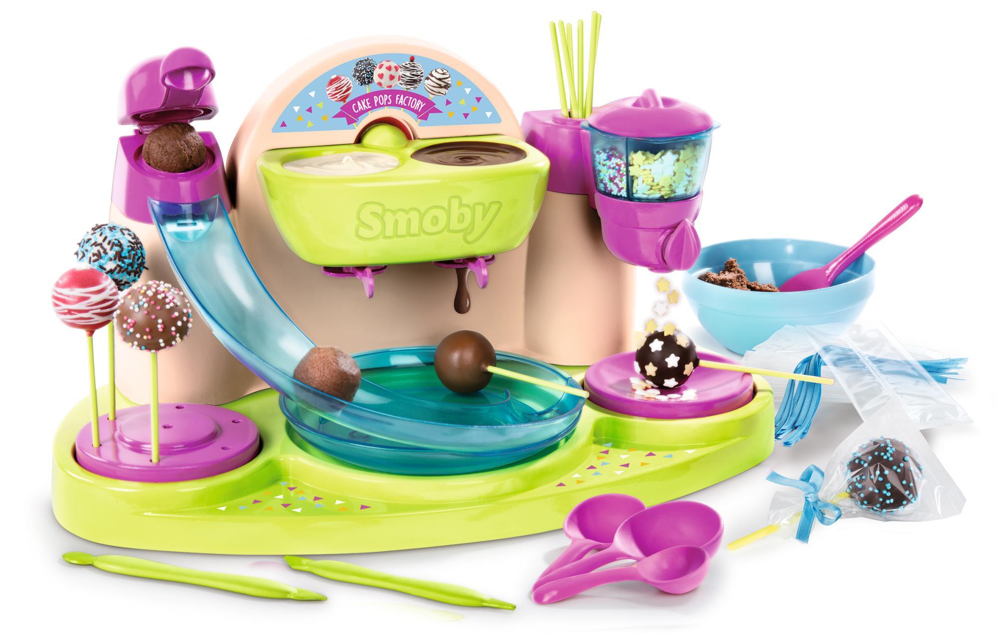 Smoby 312103 - Cake Pop Bäckerei: Amazon.de: Spielzeug