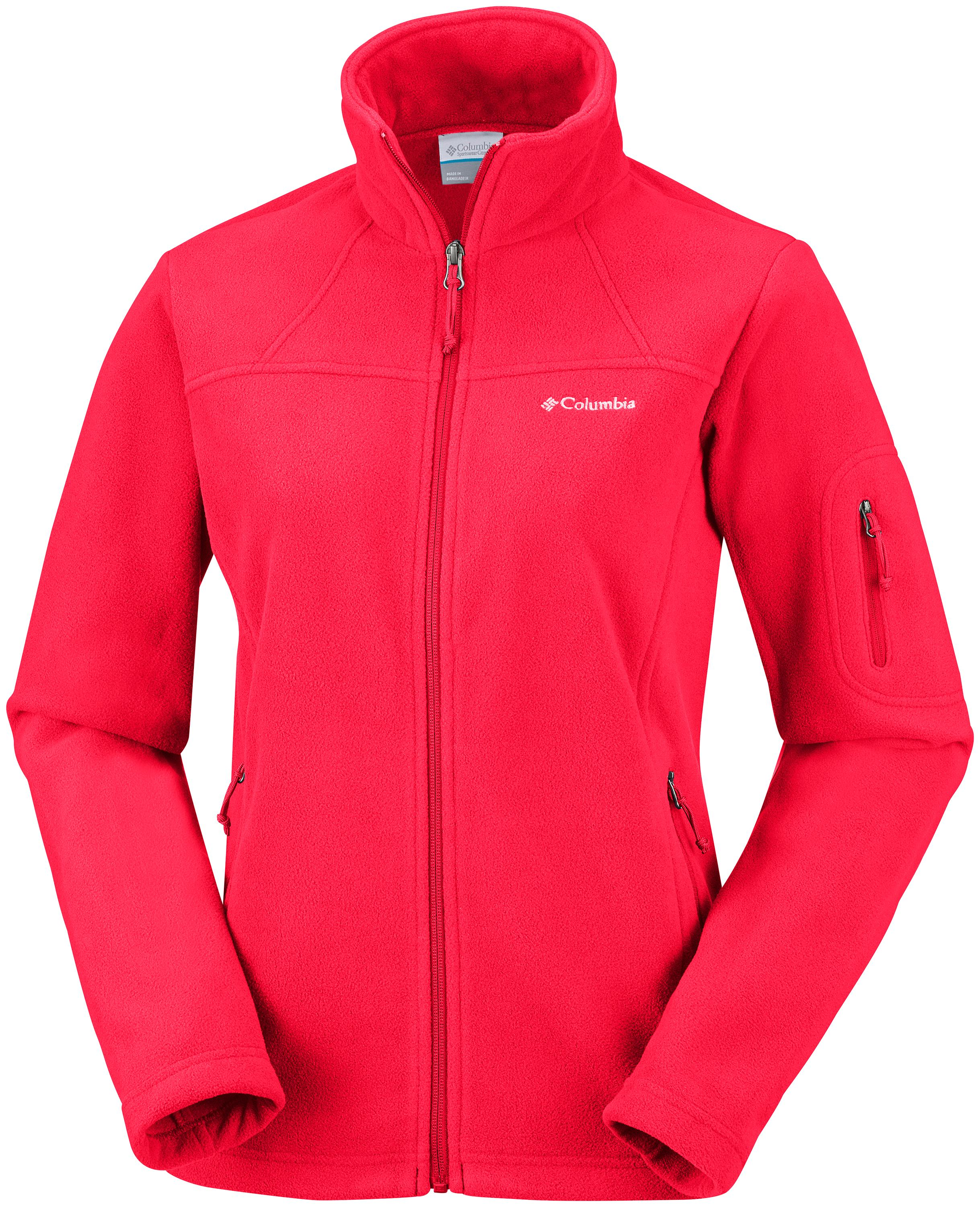 Columbia Fast Trek Ii Jacket Damen Fleecejacke Dark Raspberry Xs Jaket Fleece Abyss Grer Anzeigen