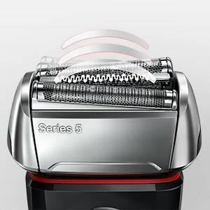 Braun Series 5 5090cc Rasierer (mit Reinigungsstation)