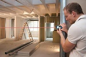bosch professional glm 40 laser entfernungsmesser 0 15. Black Bedroom Furniture Sets. Home Design Ideas