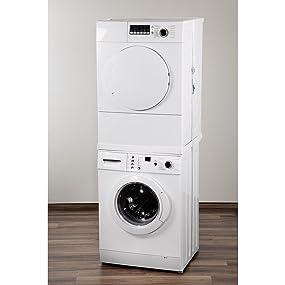 Xavax Zurrgurt mit Klemmschloss für Waschmaschine und Trockner ...