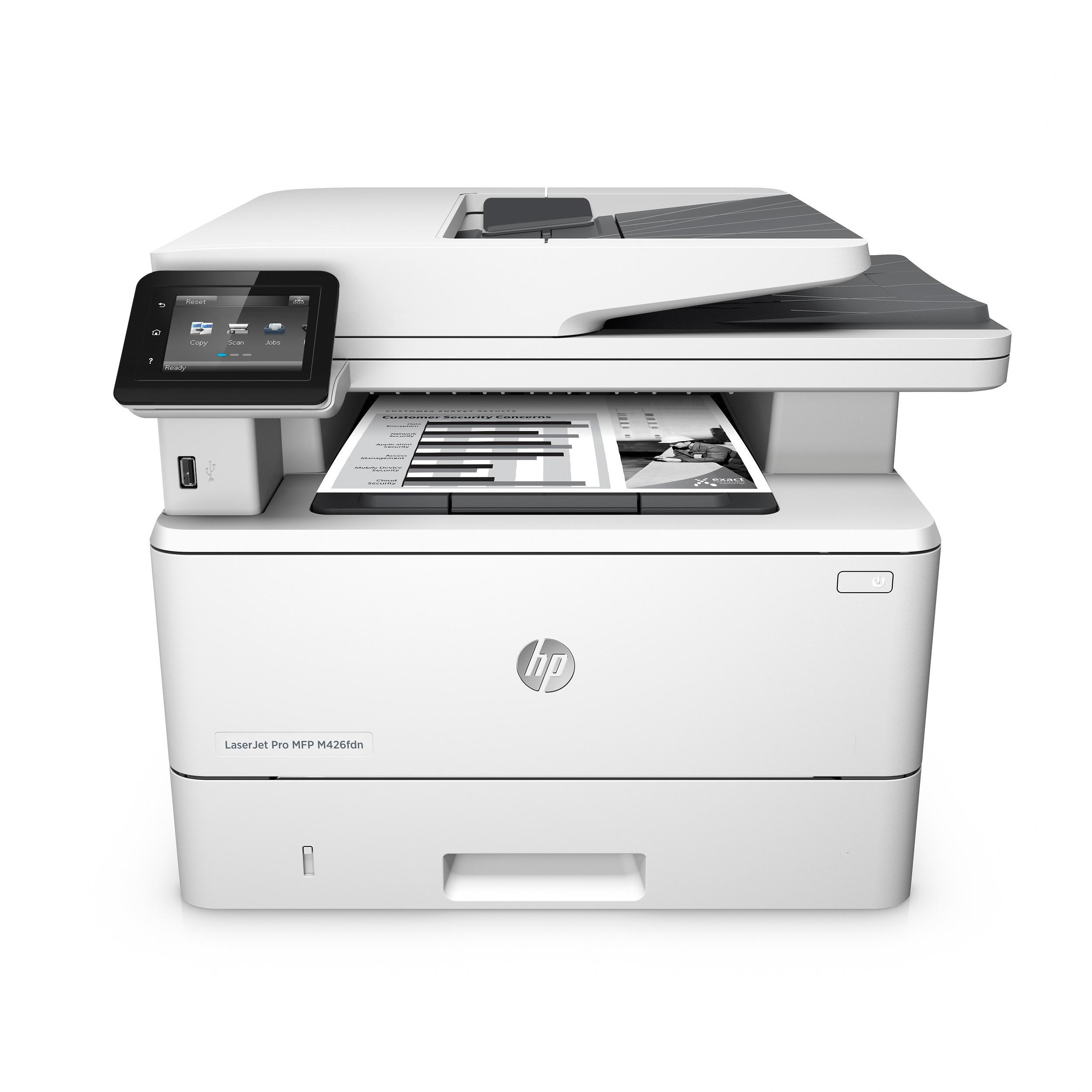 HP LaserJet Pro M426fdn Laserdrucker: Amazon.de: Computer