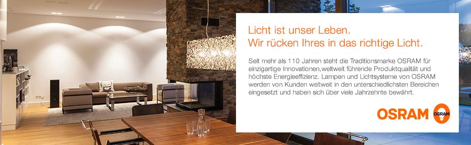 3 W - 35 W Ersatz, GU10, Glas-Design warmwei/ß 4052899941908 klar OSRAM 6-er Pack Retrofit PAR16 LED-Halogen-Reflektorlampe