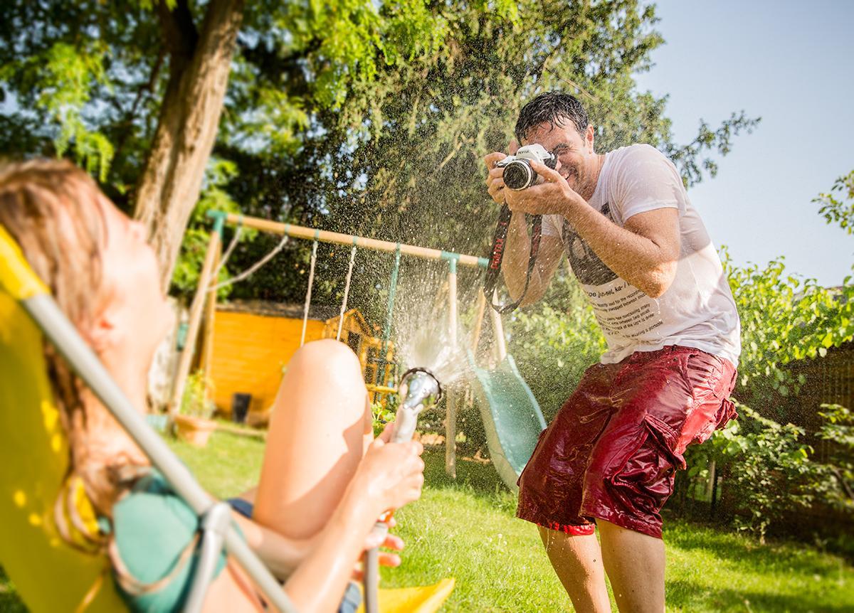 Pentax K 50 SLR-Digitalkamera 3 Zoll weiß inkl.: Amazon.de