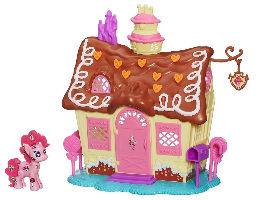 Hasbro A8203eu4 My Little Pony Pop Zuckerhaus Amazon De Spielzeug