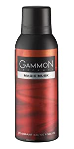 GAMMON Magic Musk Deodorant