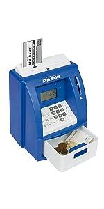 Geldautomat Tastenkombination