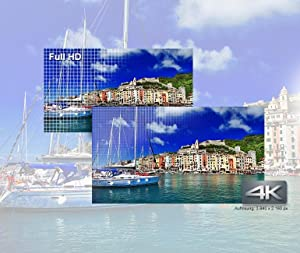 4K Video - Detailreicher als Full HD