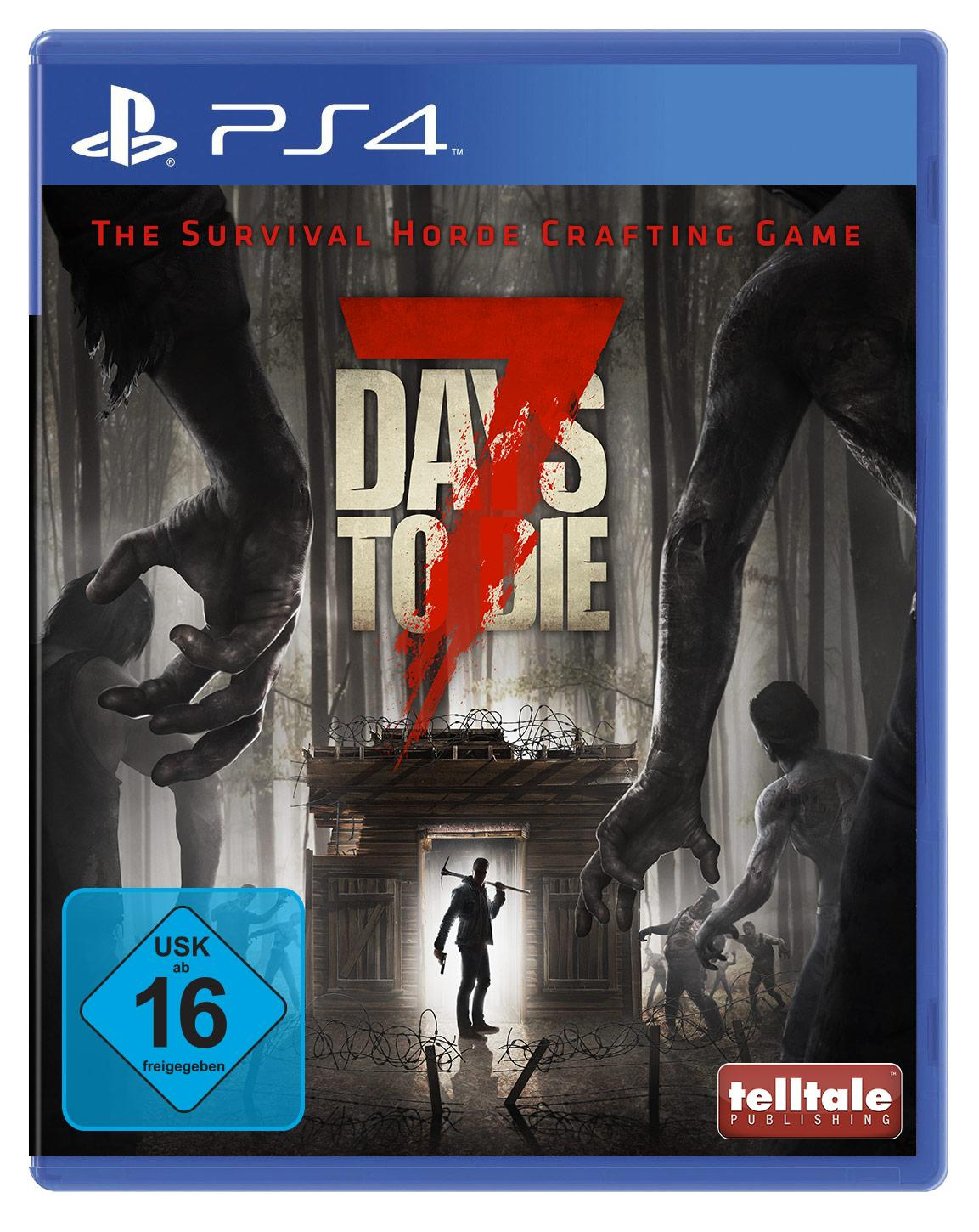 Days To Die PlayStation Amazonde Games - Minecraft zu zweit spielen pc ohne server