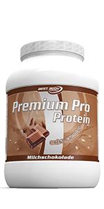 Premium Pro Protein Milchschokolade