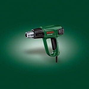 Das Heißluftgebläse PHG 630 DCE von Bosch