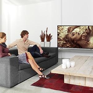 Thomson B6 4K-Fernseher Wohnzimmer