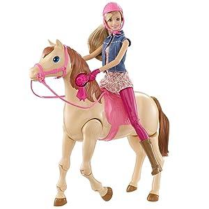 barbie reitpferd