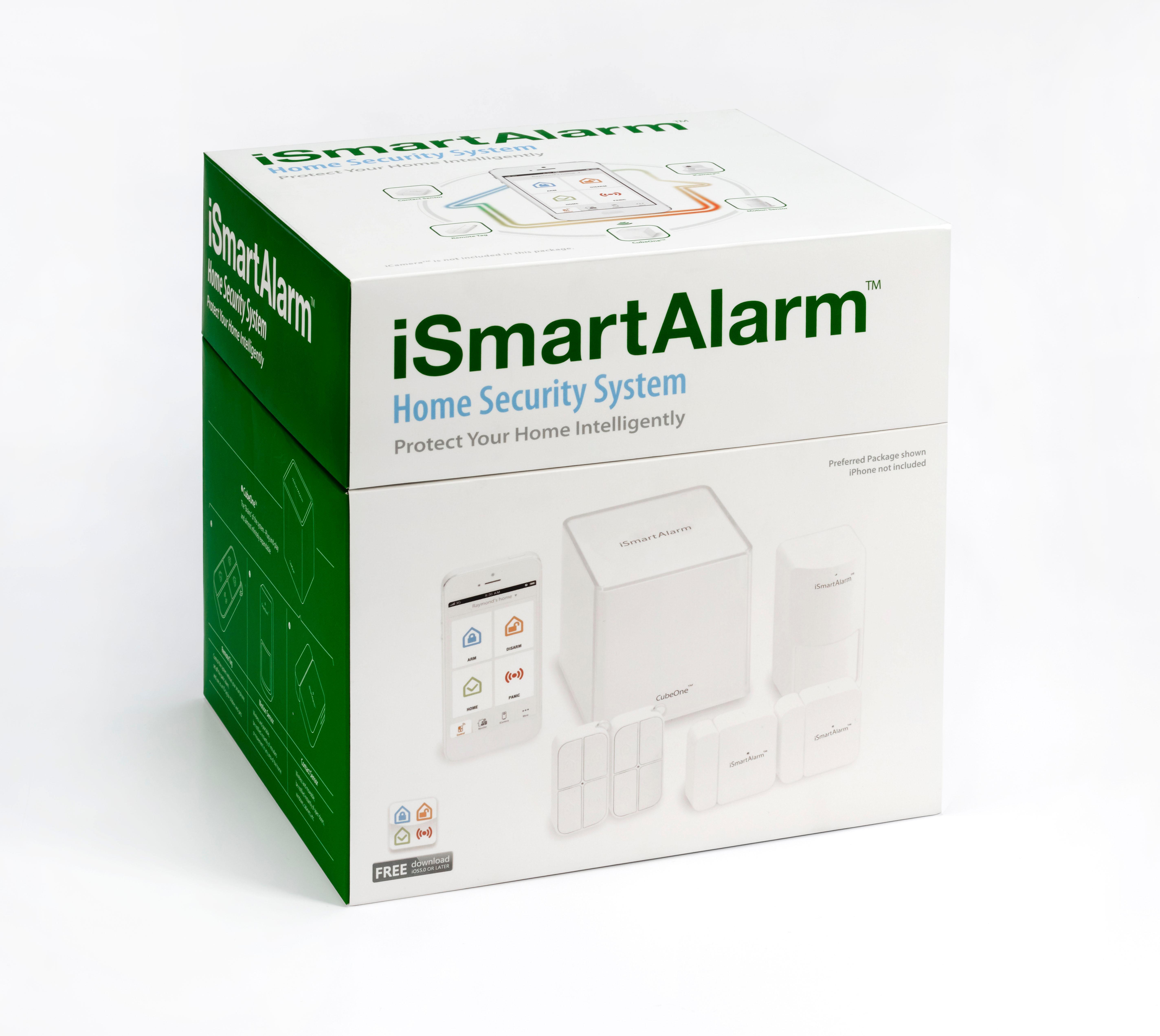 ismartalarm preferred package berwachungssystem baumarkt. Black Bedroom Furniture Sets. Home Design Ideas
