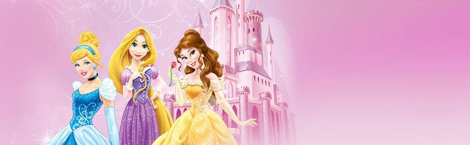 Philips Disney Princess LED Schreibtischleuchte, rosa