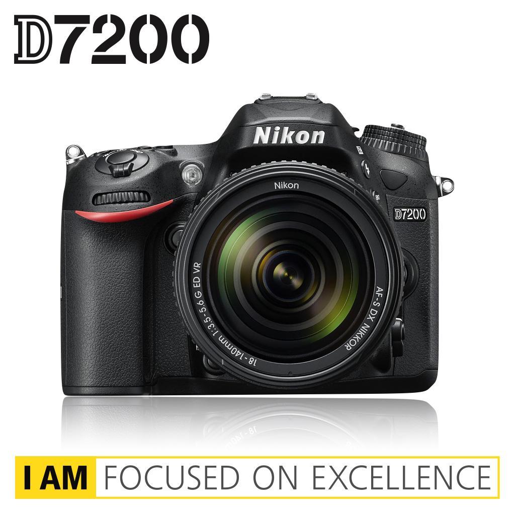 Nikon D7200 SLR