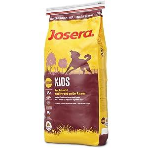 JOSERA Kids Hundefutter 15 kg mit Reisverschluss