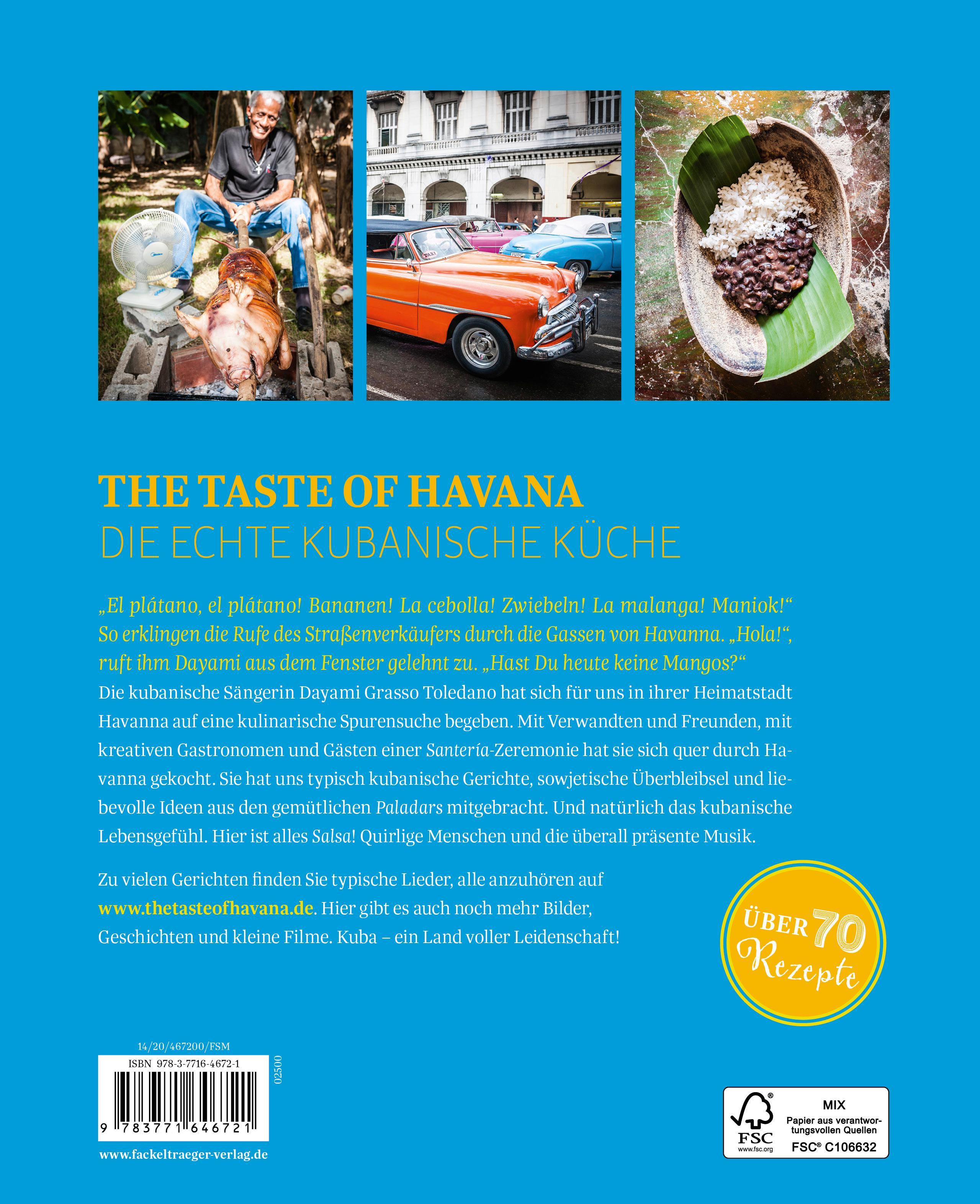 The Taste of Havana - Die echte kubanische Küche: Amazon.de: Lutz ...