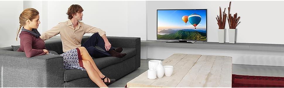 telefunken xf39a300 99 cm 39 zoll fernseher full hd. Black Bedroom Furniture Sets. Home Design Ideas