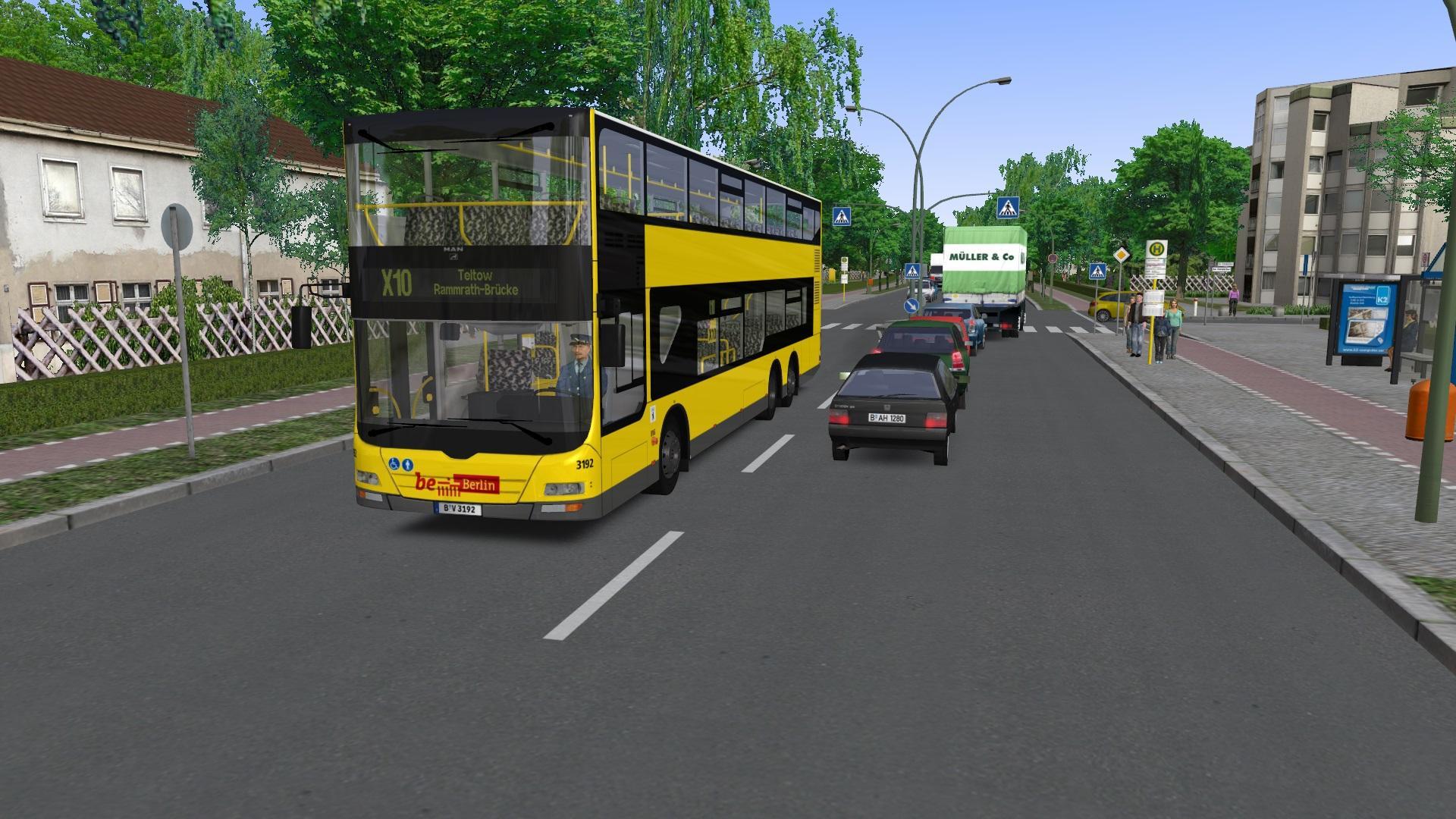 OMSI 2 - Berlin X10 (Add-On): Amazon.de: Games