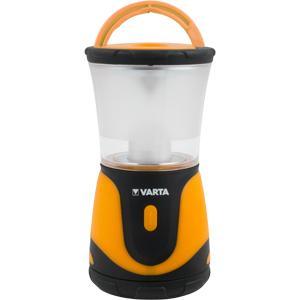 Varta Outdoor Sports Lantern 3AA Camping-Lampe LED 90lm 8m Nachtlicht-Funktion