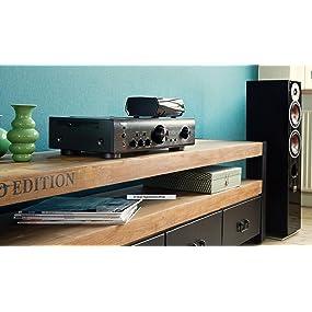 heos link audio streaming client vorverst rker denon. Black Bedroom Furniture Sets. Home Design Ideas