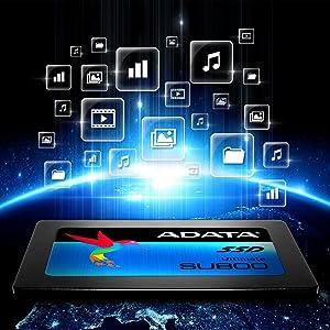 nächste generation SSD;3D NAND FLASH;ADATA;ultimate SSD