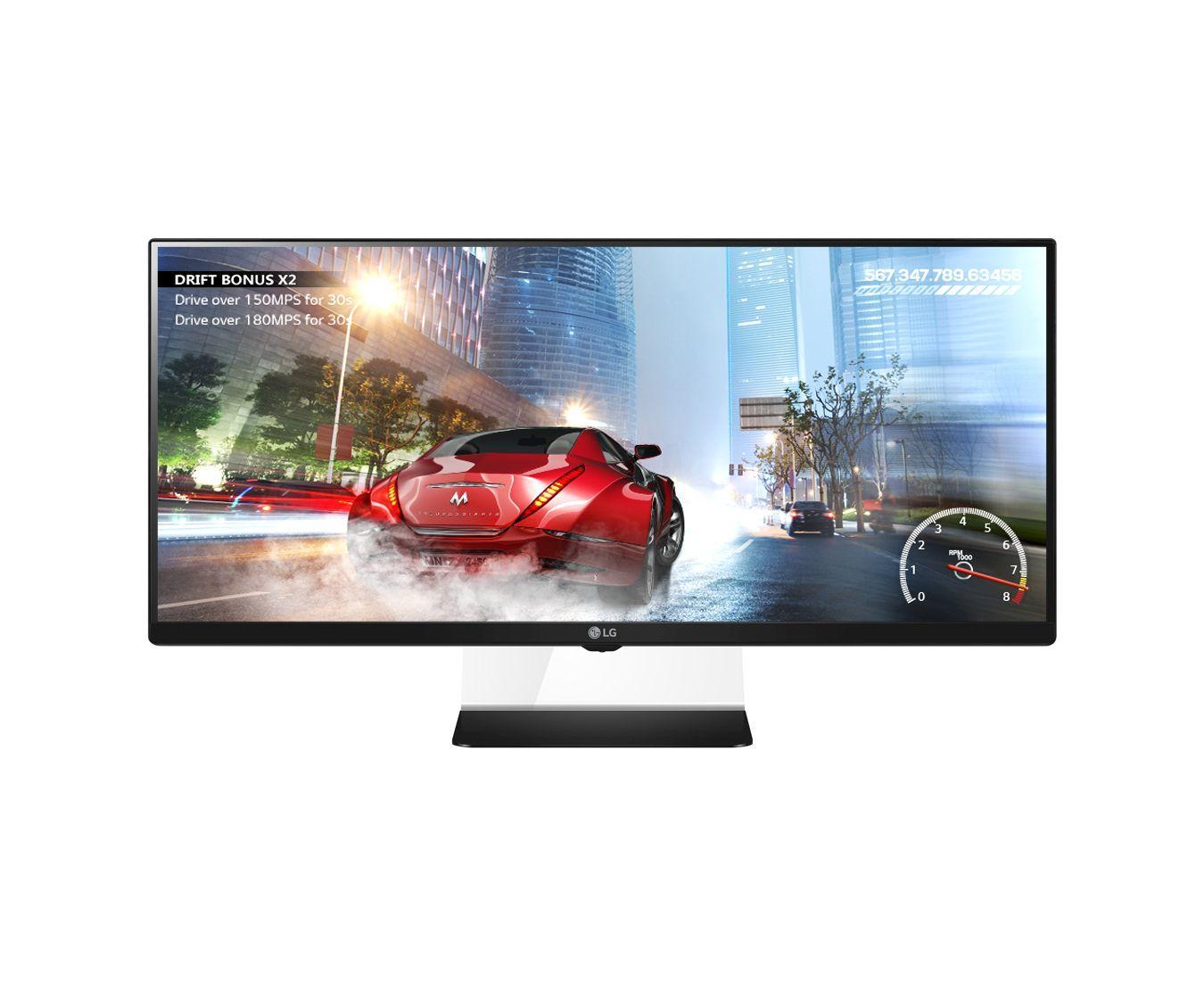 LG 34UM67-P 86,4 cm Monitor: Amazon.de: Computer & Zubehör