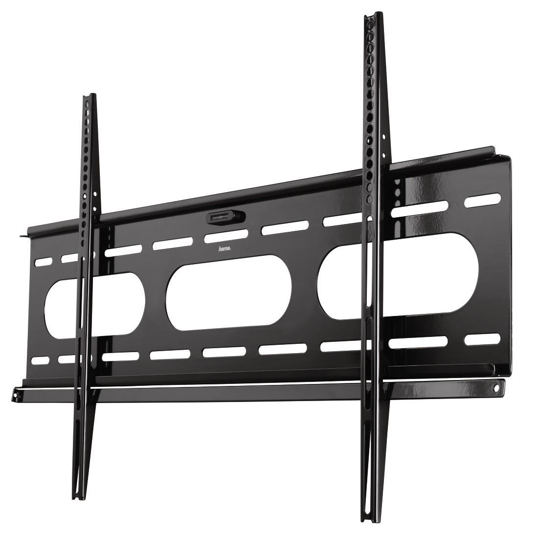hama tv wandhalterung ultraslim f r fernseher von 37 bis 90 zoll 94 cm bis 229 cm. Black Bedroom Furniture Sets. Home Design Ideas