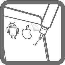 Für alle iOS- und Android-Geräte