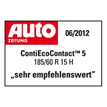 Continental Ecocontact 5 185 55r15 82h Sommerreifen Auto