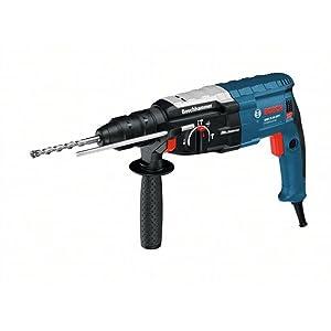 Der Bohrhammer Bosch GBH 2-28 DFV ist für den Dauereinsatz unter harten Bedingungen ausgelegt.