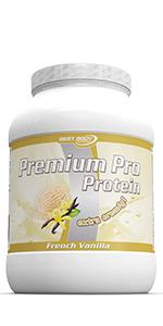 Premium Pro Protein Fench Vanilla