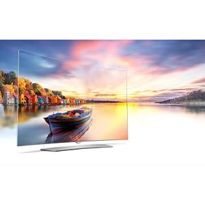 LG 55EC940V 139 cm (55 Zoll) Curved OLED Fernseher (Full