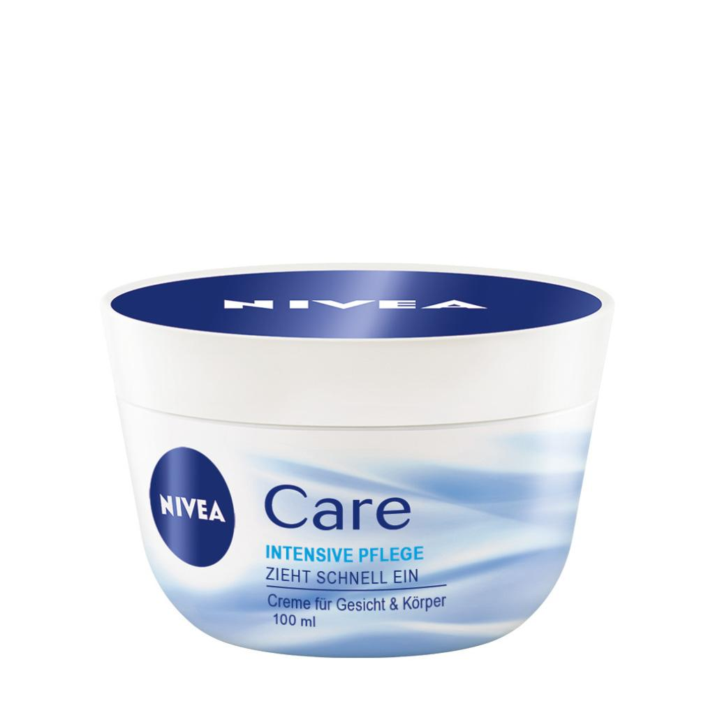nivea creme care intensive pflege 100 ml 4er pack 4 x. Black Bedroom Furniture Sets. Home Design Ideas
