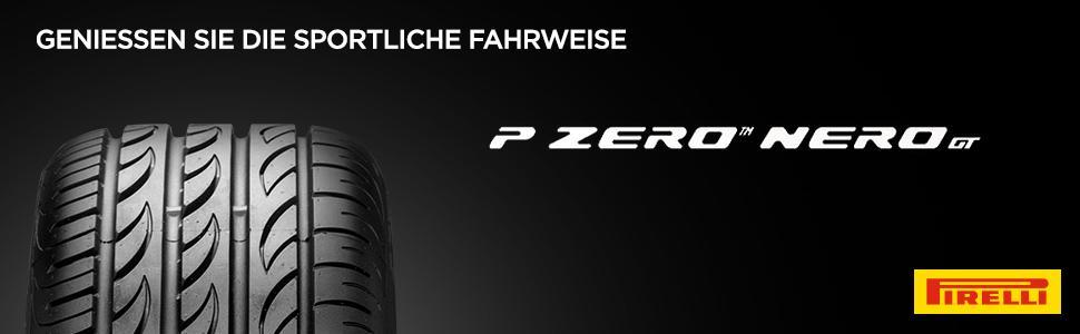 Pirelli P Zero Nero Gt Xl Fsl 245 45r18 100y Sommerreifen Auto