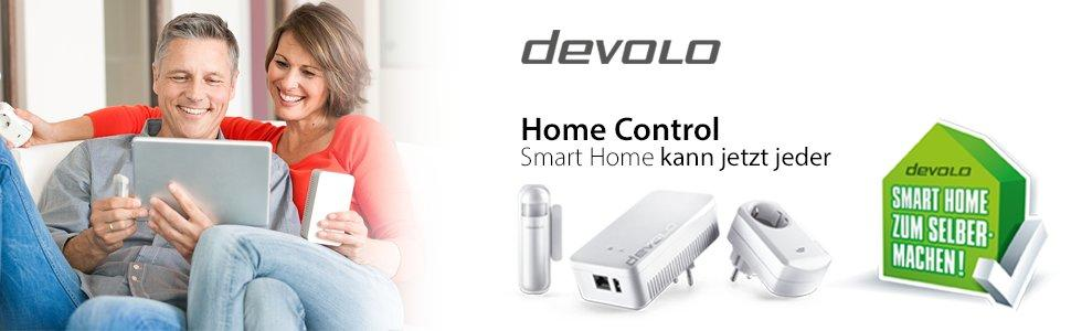 devolo home control starter paket z wave hausautomation haussteuerung per ios android app. Black Bedroom Furniture Sets. Home Design Ideas