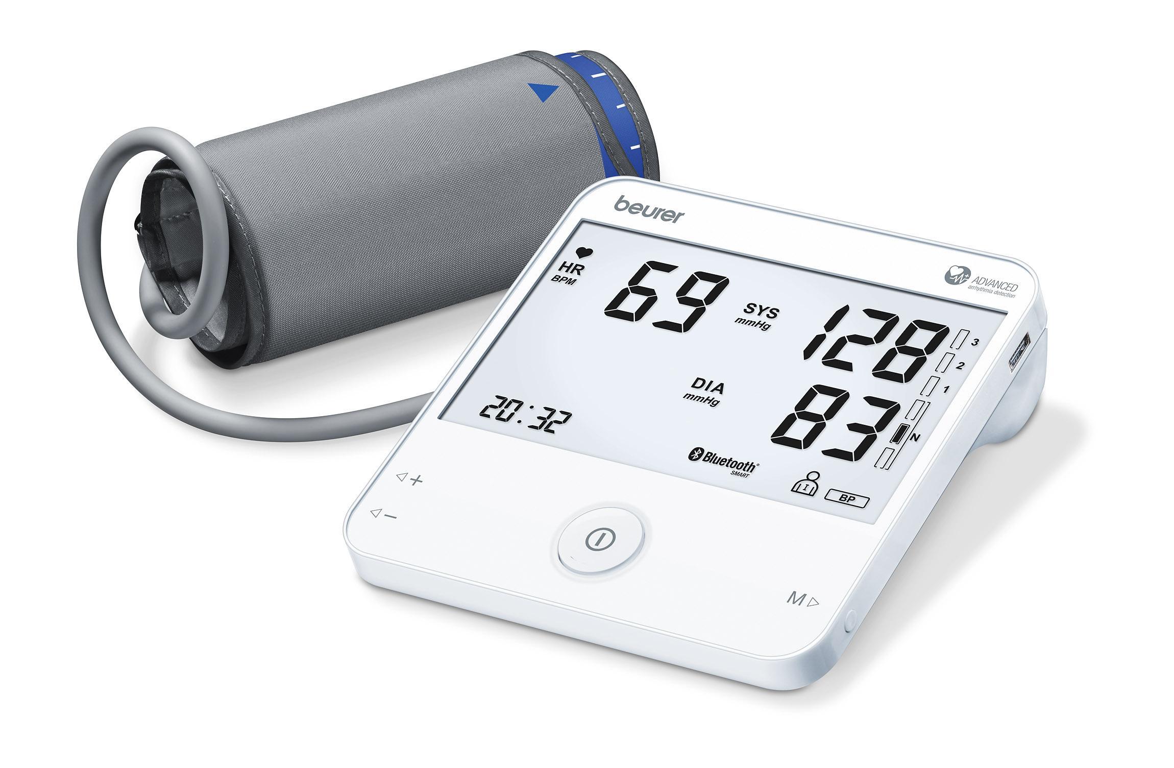 Beurer Ekg Oberarm Blutdruckmessger 228 T Bm 95 Amazon De Drogerie Amp K 246 Rperpflege