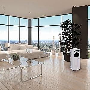 einhell lokales klimager t mk 2300 e 2300 w k hlleistung. Black Bedroom Furniture Sets. Home Design Ideas