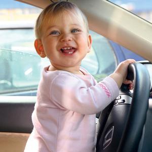 Safety 1st 33110462 Rücksitz Schoner Schwarz Baby