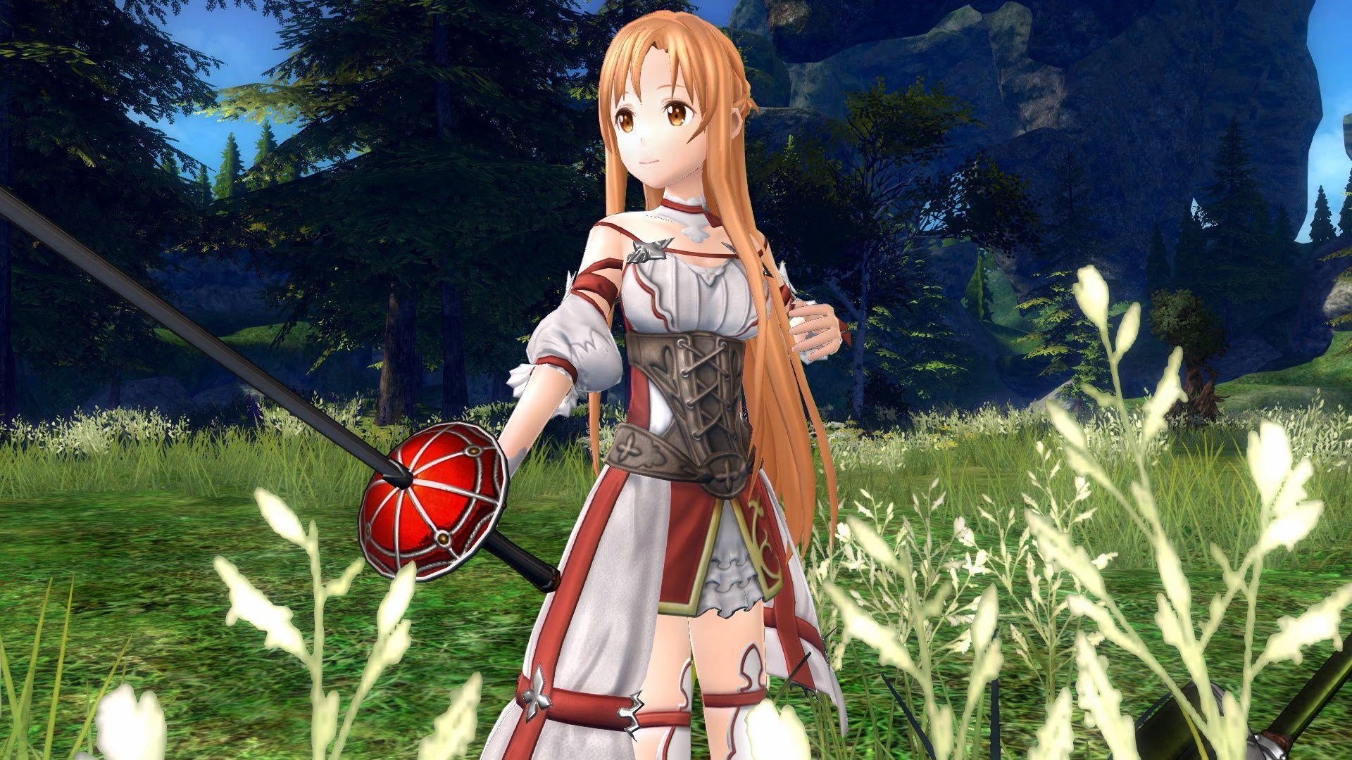 Sword Art Online: Hollow Realization - [Playstation Vita