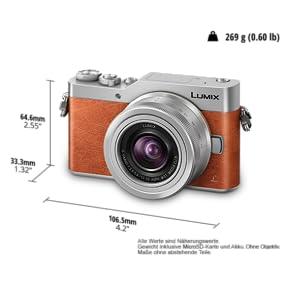 Perfekte Kamera für Social-Media Enthusiasten