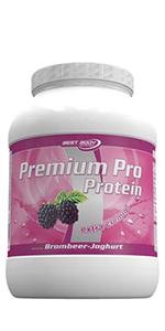 Premium Pro Protein Brombeere-Joghurt