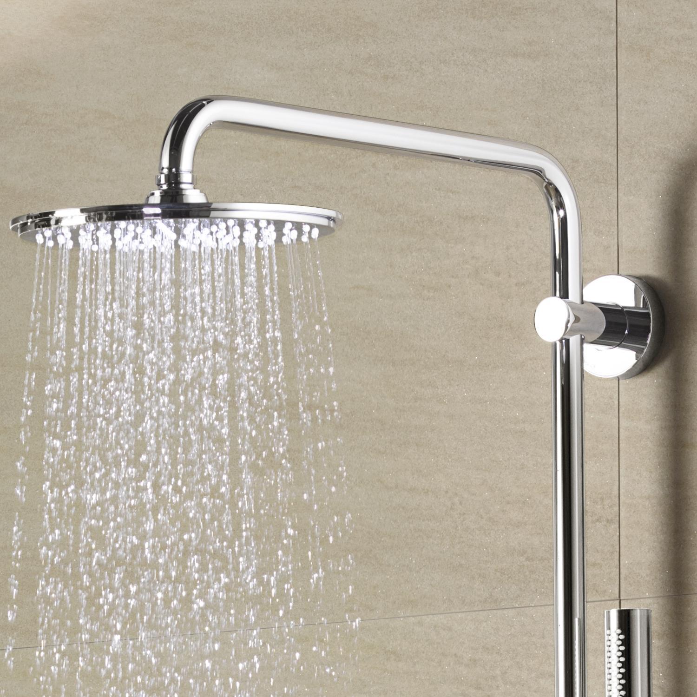 grohe rainshower 210 brause und duschsysteme duschsystem. Black Bedroom Furniture Sets. Home Design Ideas