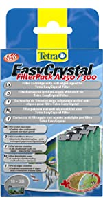 Tetra EasyCrystal Filter Pack A250/300 mit AlgoStop Depot 30ml