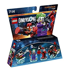 LEGO Dimensions - Fun Pack Knight Rider: Amazon.de: Games