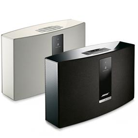 bose soundtouch 20 series iii kabelloses music system schwarz audio hifi. Black Bedroom Furniture Sets. Home Design Ideas