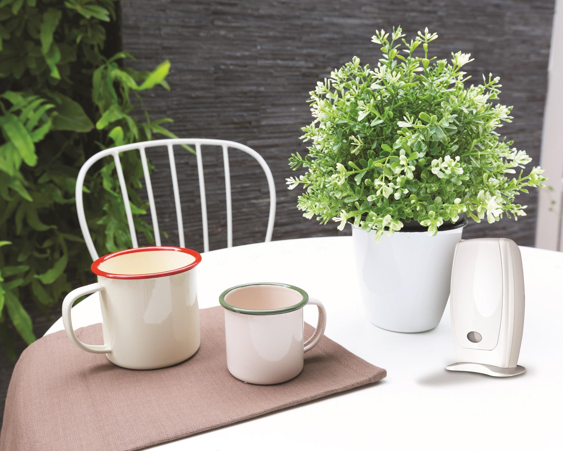 trust smart home 433 mhz tragbare funk t rklingel amazon. Black Bedroom Furniture Sets. Home Design Ideas