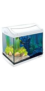 Tetra AquaArt LED Aquarium-Komplett-Set 20L Weiß