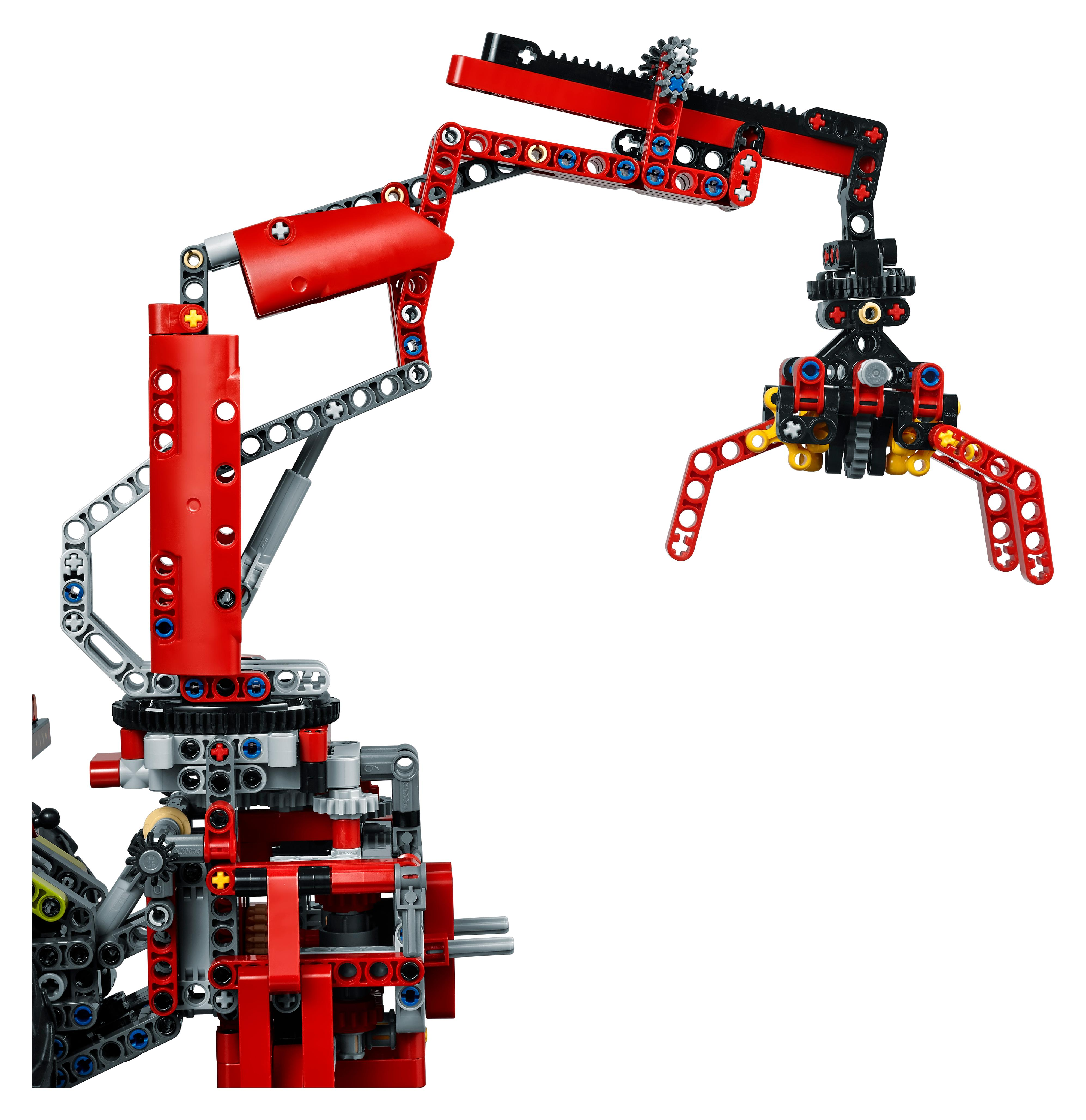 lego technic 42054 claas xerion 5000 trac vc. Black Bedroom Furniture Sets. Home Design Ideas